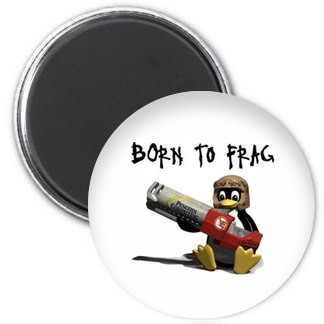 Magnet - Born to Frag