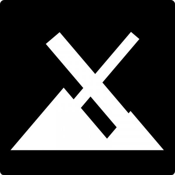 Notebook-Sticker - MX Linux