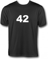 T-Shirt - 42 - Die Antwort