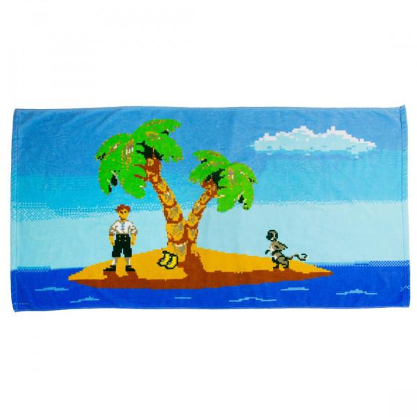 Badehandtuch Monkey Island