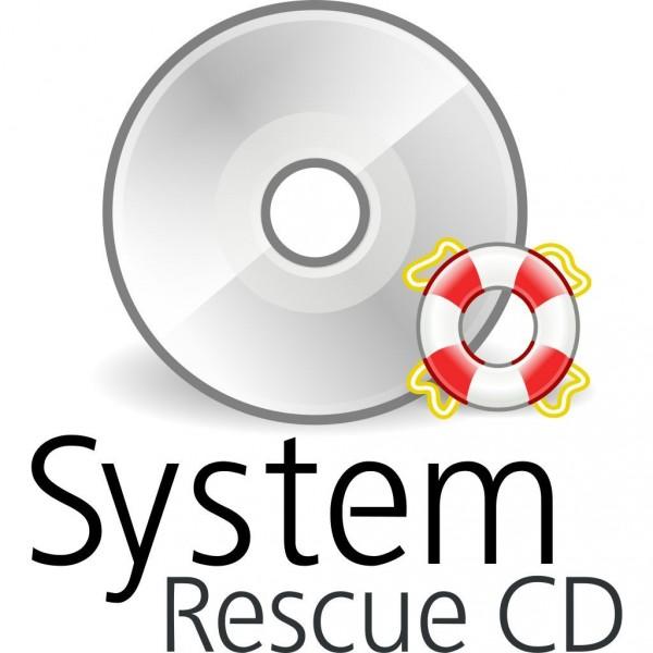 SystemRescueCD 7.01 - USB-Stick