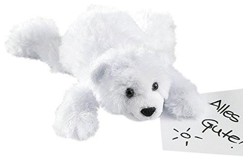 Plüsch-Magnet - Eisbär