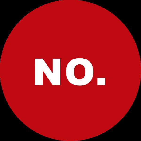 Notebook-Sticker - No