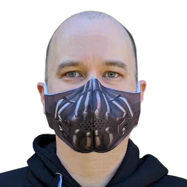 Superschurken-Gesichtsmaske