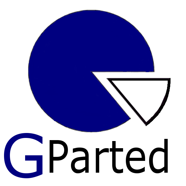 GParted 1.1.0-8 - USB-Stick